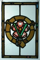 Stained Glass Rose Valley mark